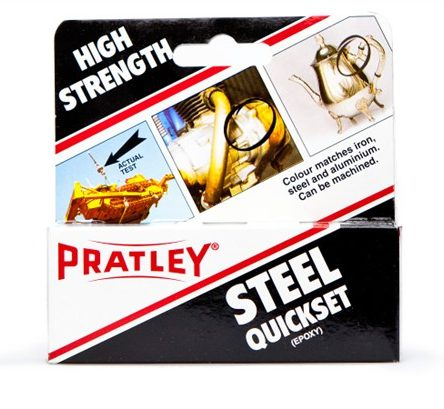 Pratley Steel Info & video