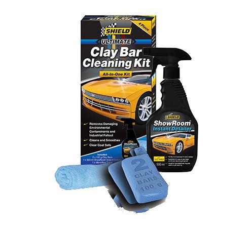 Shield – Clay Bar Kit – Layne