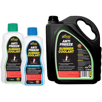 anti freeze in summer Anti-freeze also helps prevent scale build up and corrosion in the engine and improving heat transfer from the hot engine to the coolant 2 - what is coolant simply put, coolant is the liquid that runs through an engine to keep it within its correct operating temperature range.