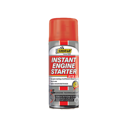 Shield – Instant Engine Start Safety